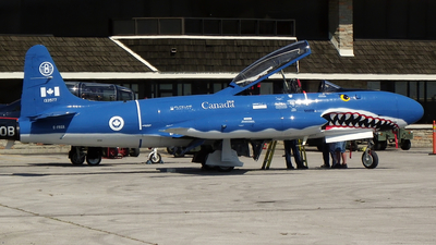 C-FRGA - Canadair CT-133 Silver Star III - Private