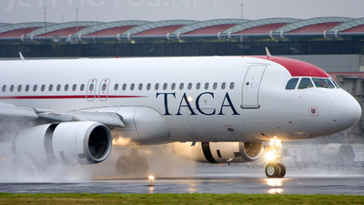 N493TA - Airbus A320-233 - TACA International Airlines