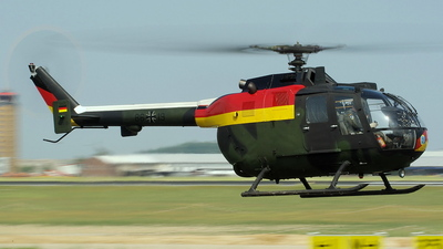 86-19 - MBB Bo105M - Germany - Army
