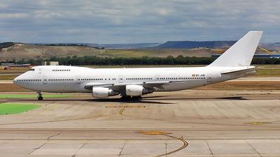 EC-JHD - Boeing 747-228B(M) - Pullmantur Air