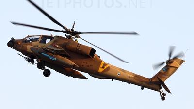 924 - Boeing AH-64D Peten - Israel - Air Force