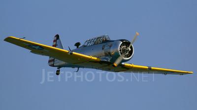 F-AZDU - North American AT-6D Harvard III - Fundació Parc Aeronàutic de Catalunya (FPAC)