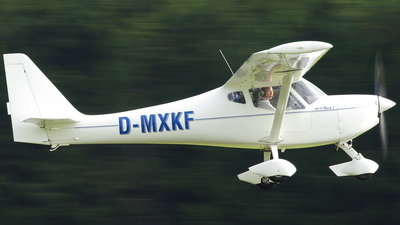D-MXKF - Fk-Lightplanes FK-9 Mk.III - Private