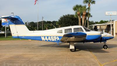 A picture of N446PA - Piper PA44180 Seminole - [4496086] - © Alvaro Angarita