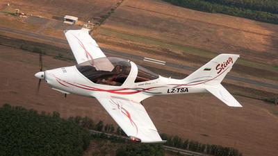 LZ-TSA - TL Ultralight TL-2000 Sting Carbon - Telesis TransAir