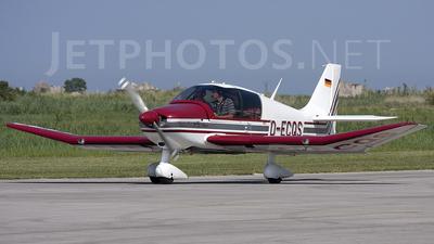 D-ECQS - Robin DR400/180 Régent - Private