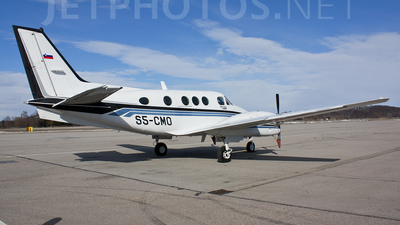 S5-CMO - Beechcraft C90B King Air - Private
