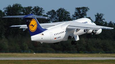 D-AVRA - British Aerospace Avro RJ85 - Lufthansa CityLine
