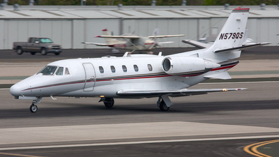 N579QS - Cessna 560XL Citation XLS - NetJets Aviation