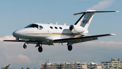 I-MCAS - Cessna 510 Citation Mustang - Private