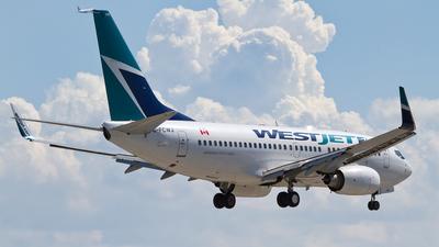 C-FCWJ - Boeing 737-7CT - WestJet Airlines