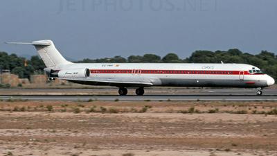 EC-FMO - McDonnell Douglas MD-82 - Oasis International Airlines