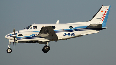A picture of DIFMI - Beech C90A King Air - [LJ1101] - © Björn Wylezich