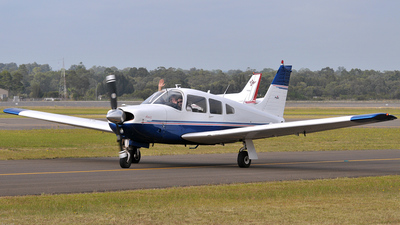 VH-SJF - Piper PA-28R-201 Arrow III - Schofields Flying Club