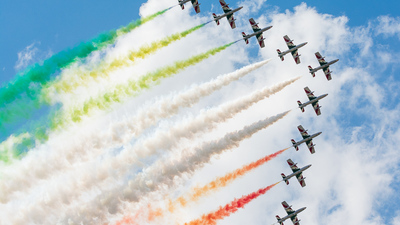 MM54543 - Aermacchi MB-339PAN - Italy - Air Force