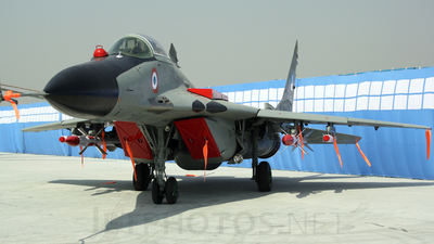 KB3114 - Mikoyan-Gurevich MiG-29UB Fulcrum - India - Air Force