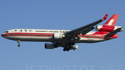 B-2178 - McDonnell Douglas MD-11(F) - Shanghai Airlines Cargo