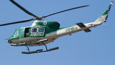 CFS14SJ - Agusta-Bell AB-412EP - Italy - Forestale