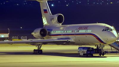 RA-85631 - Tupolev Tu-154M - Rossiya Airlines