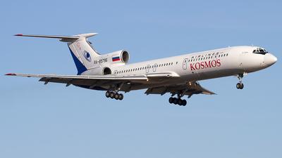 RA-85796 - Tupolev Tu-154M - Kosmos Airlines (KSM)