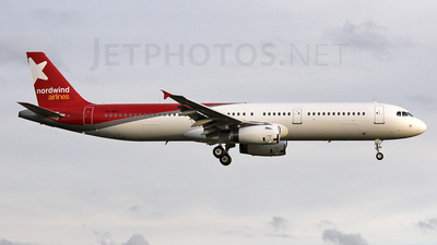 VQ-BRO - Airbus A321-232 - Nordwind Airlines