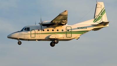 A picture of N392CA - CASA C212300 Aviocar - [398] - © Pier Francesco Baglivo