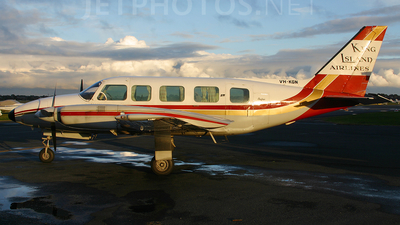 VH-KGN - Piper PA-31-350 Chieftain - King Island Airlines