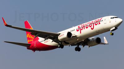 VT-SGD - Boeing 737-9GJER - SpiceJet