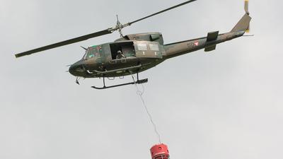 5D-HN - Agusta-Bell AB-212 - Austria - Air Force