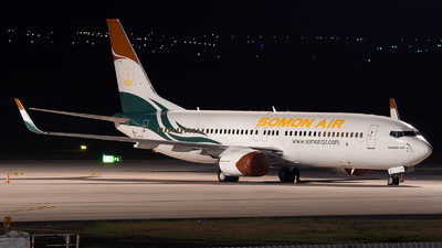 EY-777 - Boeing 737-8GJ - Somon Air