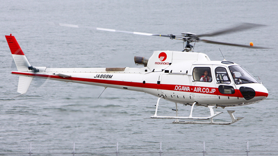 JA868M - Eurocopter AS 350B3 Ecureuil - Ogawa Air