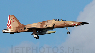 761575 - Northrop F-5N Tiger II - United States - US Navy (USN)