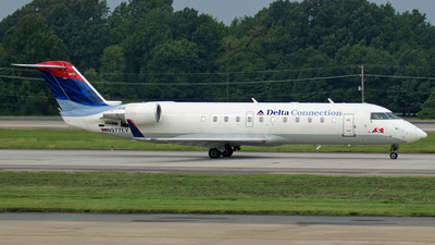 N977EV - Bombardier CRJ-200ER - Delta Connection (Atlantic Southeast Airlines)