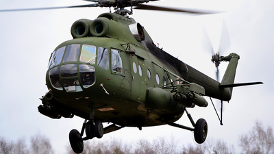 642 - Mil Mi-8 Hip - Poland - Army