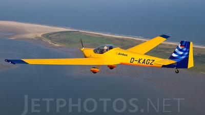 D-KAGZ - Scheibe SF.25C Falke - Private