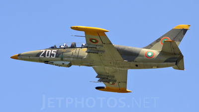 205 - Aero L-39ZA Albatros - Bulgaria - Air Force