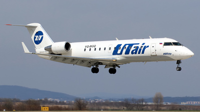 VQ-BGQ - Bombardier CRJ-200LR - UTair Aviation