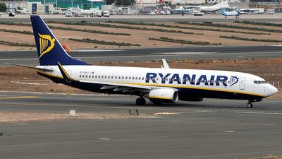 EI-DHJ - Boeing 737-8AS - Ryanair