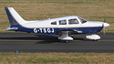 A picture of GTSGJ - Piper PA28181 - [288090109] - © Ian Howat
