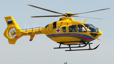 RA-07270 - Eurocopter EC 135T2+ - PANH Helicopters