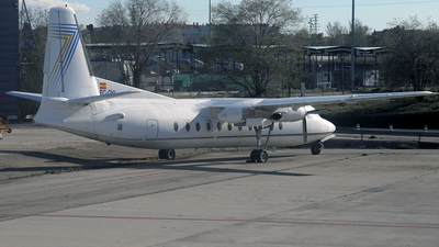 EC-GYL - Fokker F27-500 Friendship - Seven Air