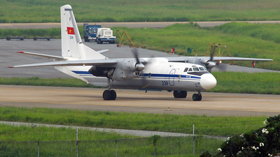 239 - Antonov An-26 - Vietnam - Air Force