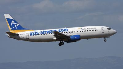 F-GLXQ - Boeing 737-4Y0 - New Axis Airways