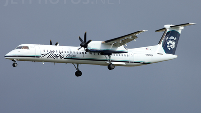N428QX - Bombardier Dash 8-Q402 - Alaska Airlines (Horizon Air)