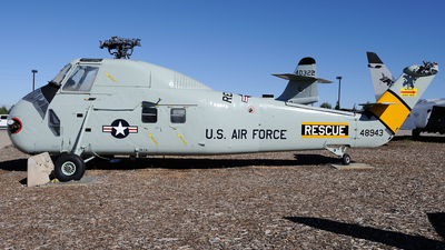 148943 - Sikorsky SH-34J Seabat - United States - US Air Force (USAF)