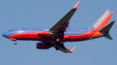 N900WN - Boeing 737-7H4 - Southwest Airlines