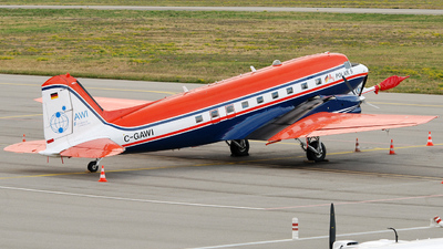 C-GAWI - Basler BT-67 - Private