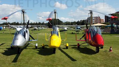 D-MTBI - Autogyro Europe MT-03 Eagle - Private