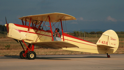 F-AZLD - Stampe and Vertongen SV-4B - Private