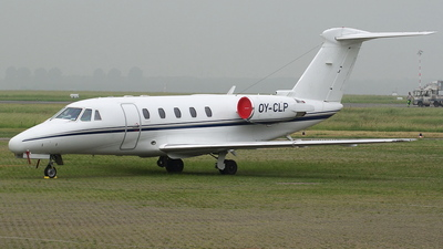 OY-CLP - Cessna 650 Citation VII - Private